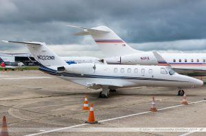 Cessna Citation 525 (N222NF) Merak Aviation