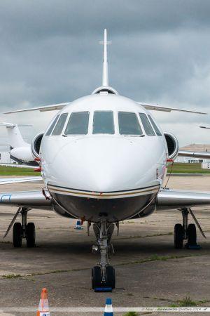 Dassault Falcon 900 (OE-ICF) Comtel Air