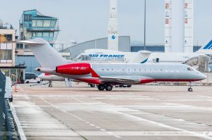 Bombardier BD-700 Global 6000 (HB-JEH) Albinati Aeronautics