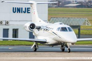 Embraer 505 Phenom 300 (HB-VPR) Family Airline
