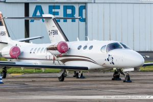 Cessna Citation 510 Mustang (G-FBNK) Blink