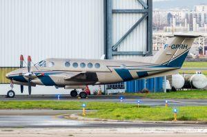 Beechcraft B200 (F-GPRH) SNC Cavok - Lixxbail