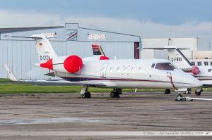Bombardier Learjet 60 (D-CITA) Senator Aviation