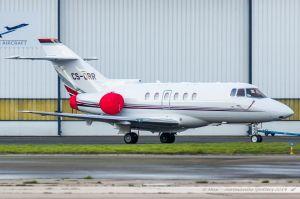 Raytheon Hawker 800XPi (CS-DRR) Netjets Europe
