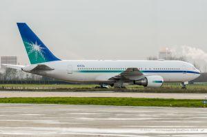 Boeing 767-200ER (N767A) Saudi Aramco