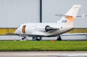 Dassault Falcon Mystère 20 (C6-MIV) Private