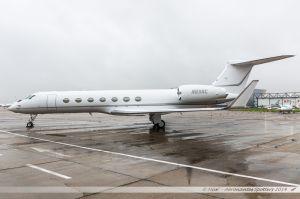 Gulfstream G550 (N89NC) Rupert Murdoch