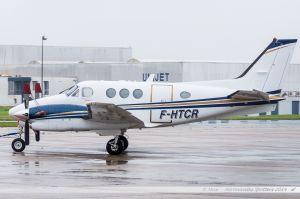 Beechcraft 90 King Air (F-HTCR) Toucanair - Darta Transports Aériens