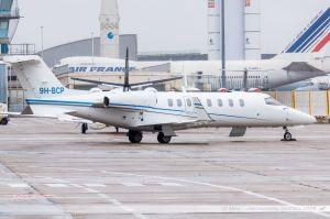 Bombardier Learjet 45 (9H-BCP) Skyfree