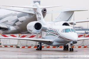 Cessna 750 Citation X (N373AB) Salem Aviation