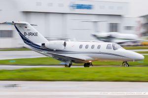Cessna 525 Citation (D-IRKE) Triple Alpha Luftfahrt