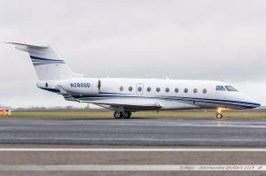 Israel Aerospace Industries Gulfstream G280 (N280GD) Gulfstream Aerospace