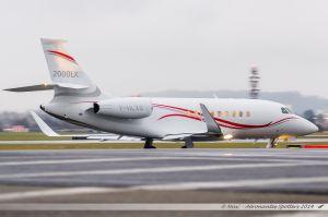 Dassault Falcon 2000LXS (F-HLXS) Dassault Aviation