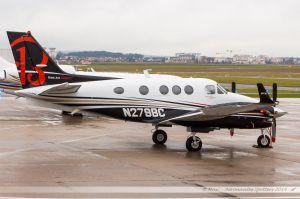 Beech King Air 90 (N279BC) Beechcraft Corporation