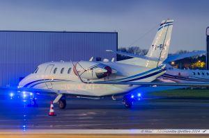 Cessna 560XL Citation Excel (T7-FAY) Private
