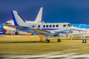 Beech B100 King Air (T7-KYR) Private