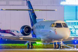 British Aerospace BAE125-800XP (N666JC) Safeguard Solutions