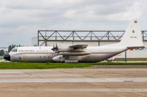 Lockheed Hercules C130 (KAF 325) Kuwait - Air Force