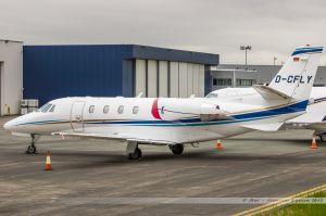 Cessna Citation 560XLS+ (D-CFLY) Air Hamburg