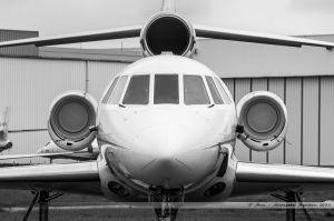 Dassault Falcon 50 (F-HISI) Darta Transports Aériens
