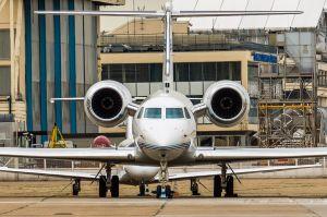 Gulfstream G550 (N780F) Private