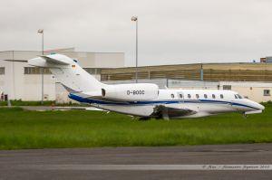 Cessna 750 Citation X (D-BOOC) Air X