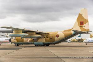 Lockheed C-130H Hercules (CNA-OS) Morocco - Air Force
