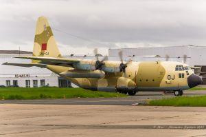 Lockheed C-130H Hercules (CNA-OJ) Morocco - Air Force