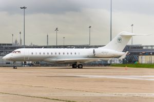 Bombardier BD-700 Global Express 6000 (N519CP) C.P. Group