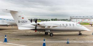 Piaggio P-180 Avanti (D-IZZY) Air Go