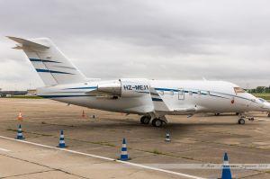 Bombardier Canadair CL-600 Challenger 604 (HZ-MEJ1) Mid East Jet Charter