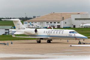 Learjet 45 (CS-TLW) Omni Aviacao e Tecnologia