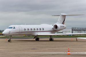 Gulfstream G550 (CS-DKH) NetJets Europe