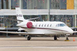 Cessna Citation 560XLS (CS-DXU) Netjets Europe