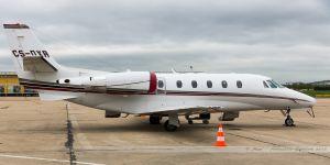 Cessna Citation 560XLS (CS-DXR) Netjets Europe