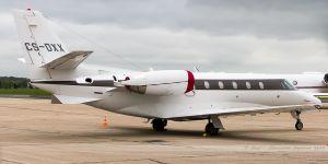 Cessna Citation 560XLS (CS-DXX) Netjets Europe
