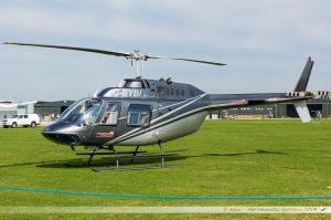 Bell 206B JetRanger III (G-BYBI) Adventure 001 Helicopters