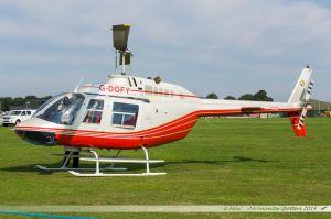 Bell 206B Jet Ranger III (G-DOFY) Castle Air
