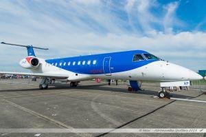 Embraer ERJ145 (G-RJXP) BMI Regional