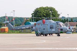 Westland WG-13 Lynx (XZ736/643) Royal Navy