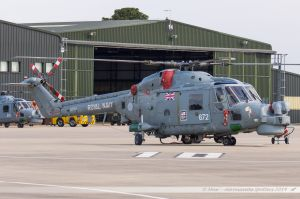 Westland WG-13 Lynx (XZ723/672) Royal Navy