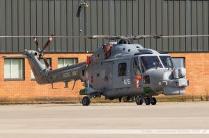 Westland WG-13 Lynx (ZD285/675) Royal Navy