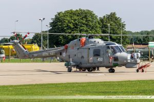 Westland WG-13 Lynx (ZF562/452) Royal Navy