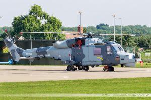 Agusta Westland AW-159 Wildcat (ZZ380) Royal Navy