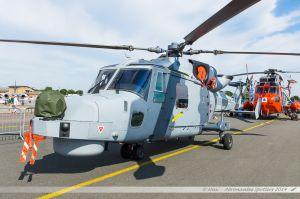 Agusta Westland AW-159 Wildcat (ZZ381) Royal Navy