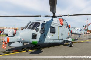 Westland WG-13 Lynx (ZD252/640) Royal Navy