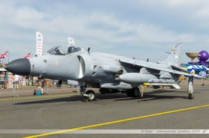 British Aerospace Sea Harrier (ZH801/001) Royal Navy