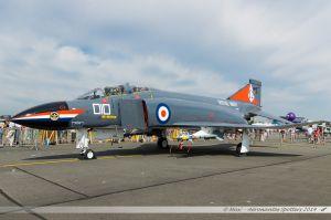 McDonnell Douglas F-4K Phantom FG1 (XV586/R-010) Royal Navy
