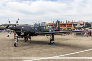 Short S-312 Tucano T1 (ZF291/291) Royal Air Force