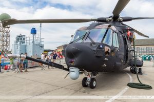 Agusta Westland HH-101A Caesar (ZR352) Aeronautica Militare - Italy Air Force